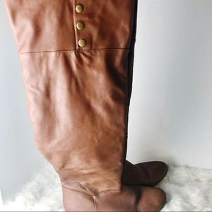 Over the Knee Flat Boots